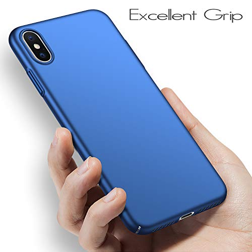 the best attitude 67ca9 f52f1 Anccer Case for iPhone Xs 2018 / iPhone X [Colorful Series] [Ultra-Thin]  [Anti-Drop] Premium Material Slim Full Protection Cover for Apple iPhone Xs  ...