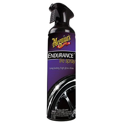 Meguiar's G15415 Aerosol Endurance Tire Spray, 15 Ounces