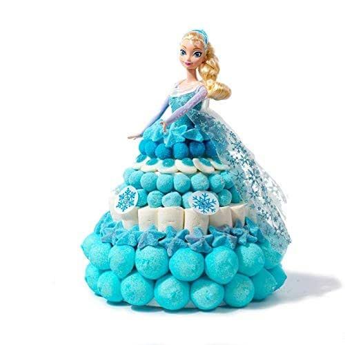 Tarta chuches Elsa regalo Frozen: Amazon.es: Handmade