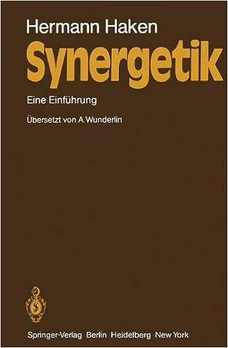 Book Synergetik: Eine Einführung