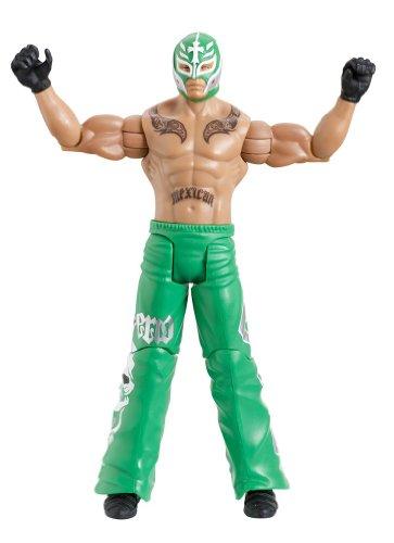 WWE FlexForce Flip Kickin' Rey Mysterio Action Figure