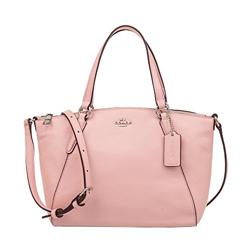 Coach Pebble Leather Mini...