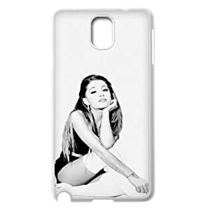 Samsung Galaxy Note 3 N9000 2D Customized Phone Back Case with Ariana Grande Image