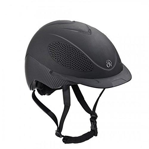 Schooling Helmet (Ovation Venti Schooling Helmet Black Medium/Large)