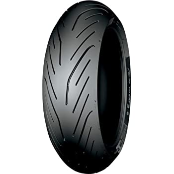 Michelin Pilot Power 3 HP/Track Rear Motorcycle Radial Tire - 190/50R17 73W