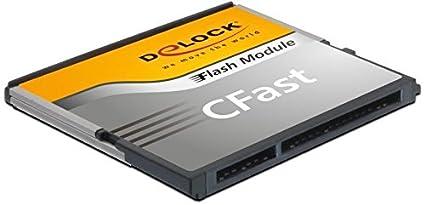 Tarjeta de memoria CFast-card SATA 6 GB/s WT 8 GB MLC - 40 ...
