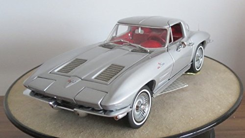 Franklin Mint 1963 Corvette Sting Ray certified ()