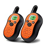 TiMi Tree Walkie Talkies for Kids Toddlers Two Way Radios Toy Voice Activated