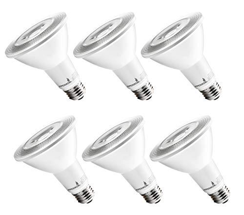 Hyperikon LED PAR30 Bulb Long Neck 75 Watt 12W Dimmable Spot Light E26 4000k Daylight CRI90 4 Pack