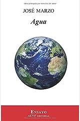 Agua: aforismos (2011-2015) (Spanish Edition) Paperback