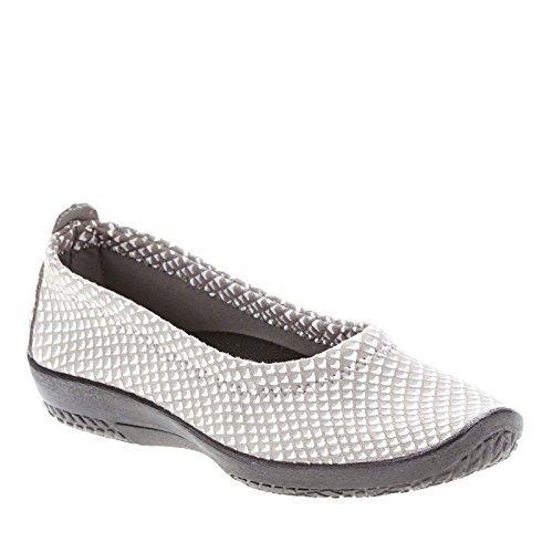 Arcopedico 4241 L15 Grey/White Womens Slip-On Size 36M