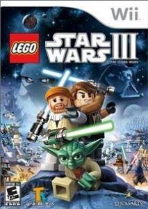 LEGO STAR WARS III: THE CLONE WARS WII (WII) (Lucasarts Lego Star Wars 3 The Clone Wars)