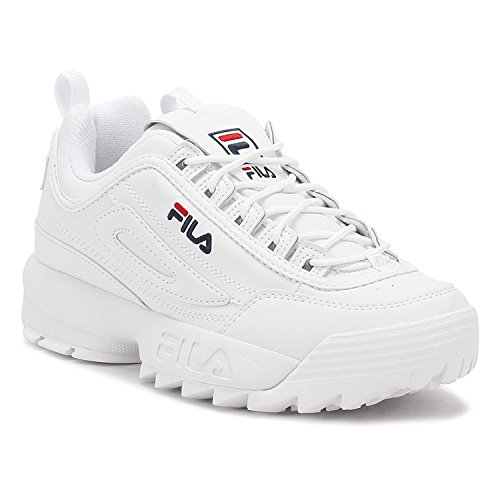 II Décontractées Sneaker 2 Disruptor Shoes Fitness Femme Running Sports Blanc Low Chaussures Baskets wYgYnqxOFd