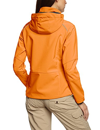 Da Softshell Donna arancione Arancione Giacca grigio Cmp Aq8xwE4F