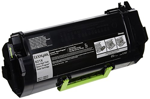 Lexmark 62D1X00 Extra High Yield  Return Program Toner