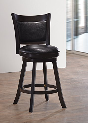Cappuccino Finish Bar Stool - 3