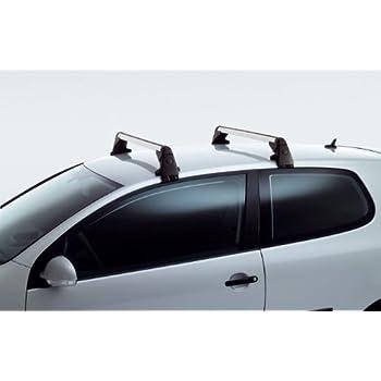 1K0 071 126 Original Volkswagen Roof Racks For GTI 06 14 And Golf