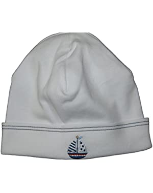 Baby-Boys Infant skysail Hat