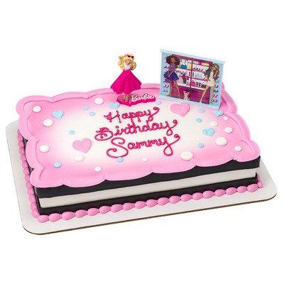 Barbie Birthday Cake Kit