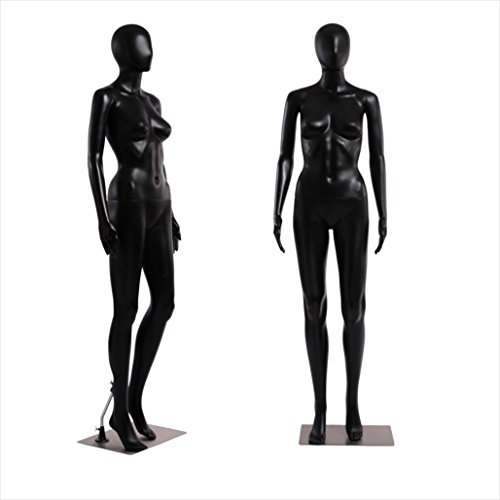 Abstract Standing Female 33-24-34 Mannequin + Base (FC-7B)