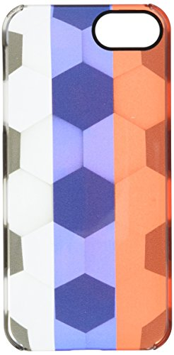 Uncommon - C0088-WT - Apple iPhone 5/5S Russland Deflector Hülle mit Fußball-Textur