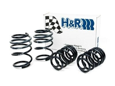 H and R 01-06 Bmw M3 M3 Cabrio E46 Sport Spring by Jm Auto Racing (50414)