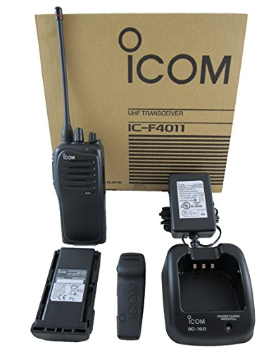 Icom IC-F4011-41-RC Two Way Radio