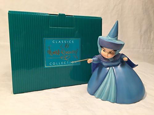 WDCC A Little Bit of Blue Sleeping Beauty Brand New w COA Box Fairy Disney Porcelain Figurine