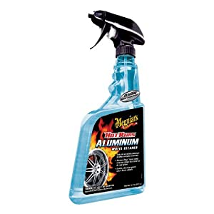Meguiar's G14324 Hot Rims Aluminum Wheel Cleaner - 24 oz.