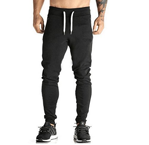 Joggers Training Trousers Adjustable zippered