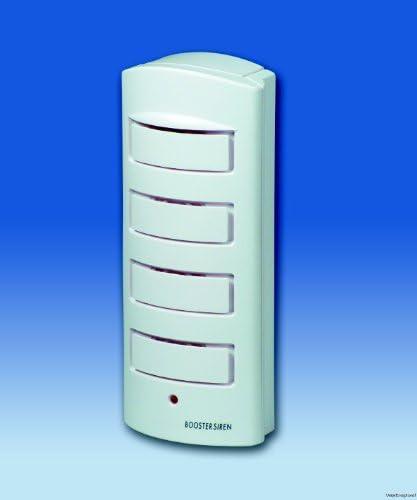 ES15 External Siren Alarm for use with Motion Sensor Detectors MA20 /& MA30