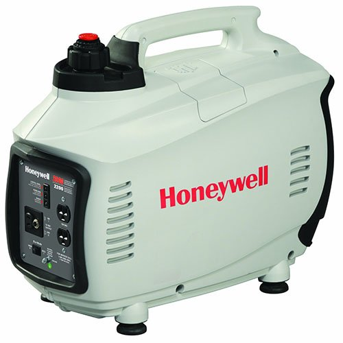 Honeywell 6066, 2000 working Watts/2200 Starting Watts, Gas derived mobile or portable Inverter Cyber Monday 2017