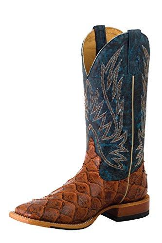 Hestekrefter Ved Anderson Bønne Hp1823 Filet Av Fisk Cognac Menns Støvler