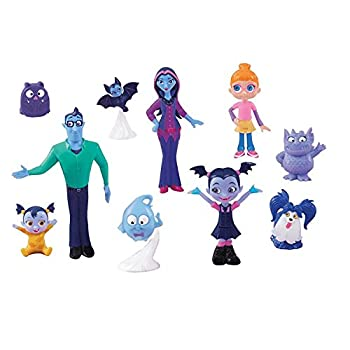 Vampirina Just Play Fangtastic Friends Set Toy Activity Roleplay 0
