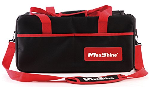 Maxshine 600D Oxford Fabric Car Detailing Tool Bag Tote with Belt & Handle - Logo Wash Bag