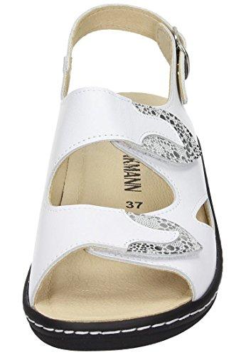 Dr. Brinkmann Damen-Sandale Weiß 710794-3 weiss