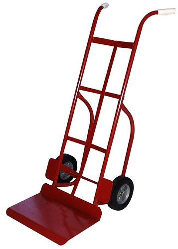 Milwaukee-Hand-Trucks-40272-Bag-Truck-with-8-Inch-Puncture-Proof-Tires