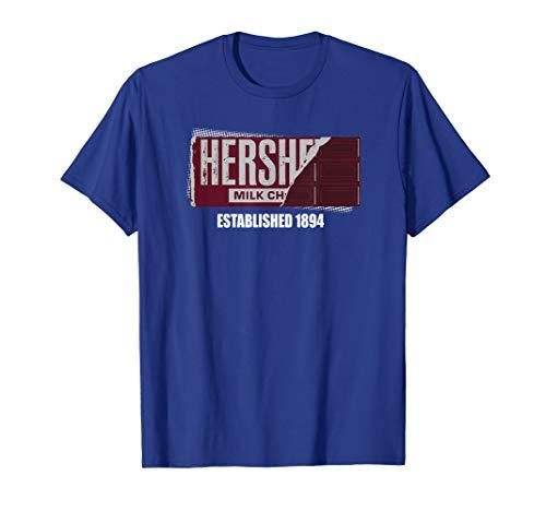 Mens Hershey's Milk Chocolate T-Shirt - Hersheys T-shirts