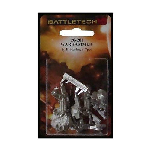 BATTLETECH 20-201 Warhammer WHM-8D