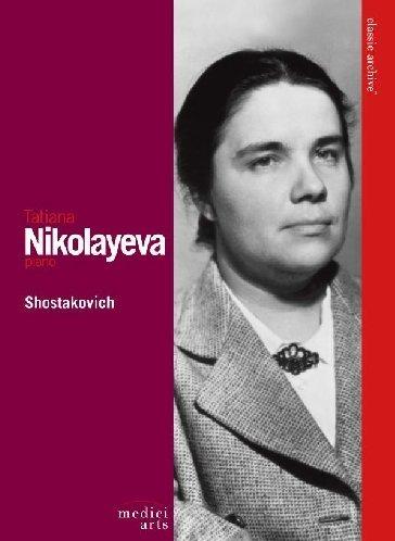Classic Archive: Tatiana Nikolayeva [DVD] [2008] by Tatiana Nikolaeva B01I05O28M