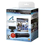 PlayStation 3 Move Bundle w/Sports Champions Game - Get into the Game!