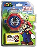 Super Mario Watch Projector with Candy Character