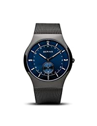 Bering Time - Wristwatch, Analog Quartz, Stainless Steel