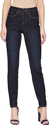 FDJ French Dressing Jeans Women's Coolmax Denim Olivia Slim Leg in Twilight Twilight 6 30
