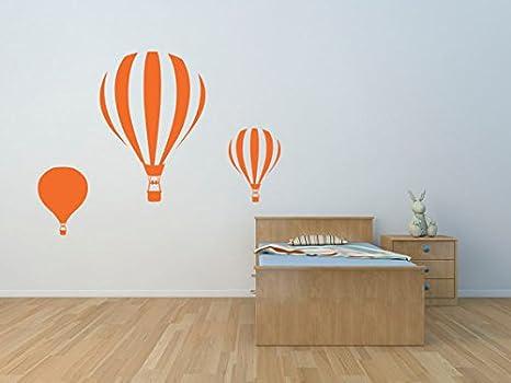 Top quality tre mongolfiere premium vinyl wall art decal camera