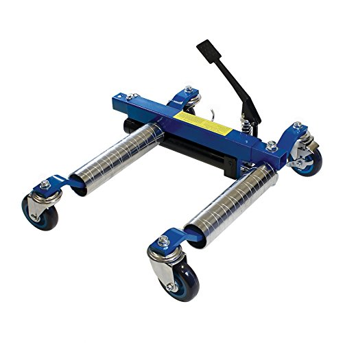 United Pacific Industries 98999 Deluxe Heavy Duty Vehicle Positioning Jack - Deluxe Hoist