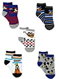 Disney Mickey Mouse Little Boys 6 pack Socks