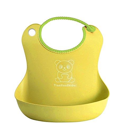 Sunzel Waterproof Baby Bibs Catcher