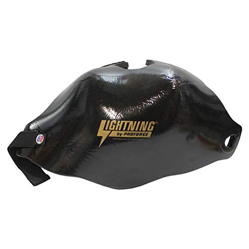 Asian Zing Lightning by Proforce Black Female Chest Protector