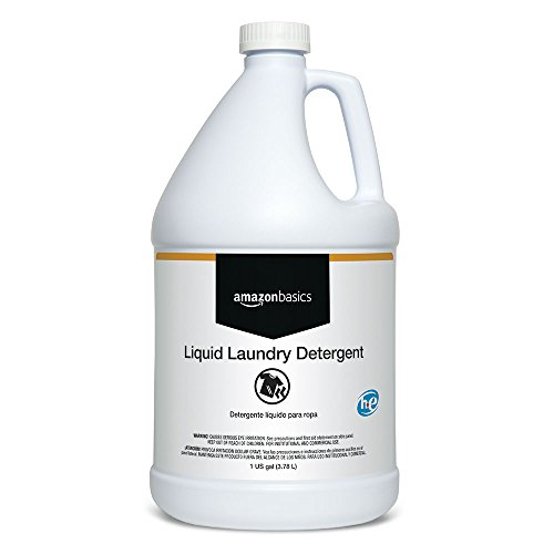 AmazonBasics Professional Liquid Laundry Detergent, 1-Gallon, 4-Pack by AmazonBasics (Image #3)